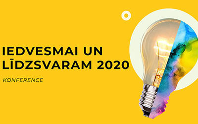"""""""Iedvesmai un Līdzsvaram"""" 2020"""