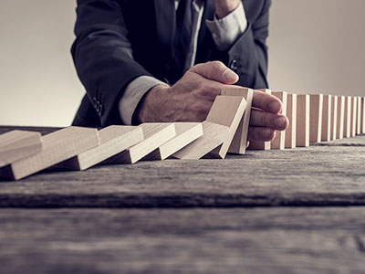 Kā pasargāt biznesu no bankrota