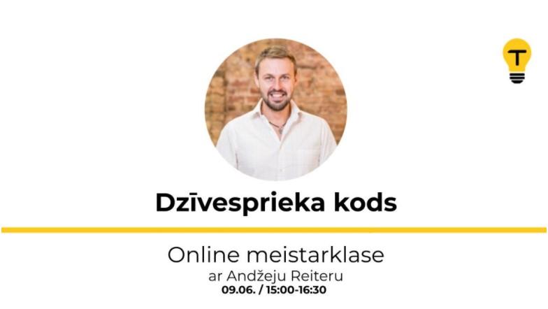 Andzeja-reitera-dzivesprieka-kods